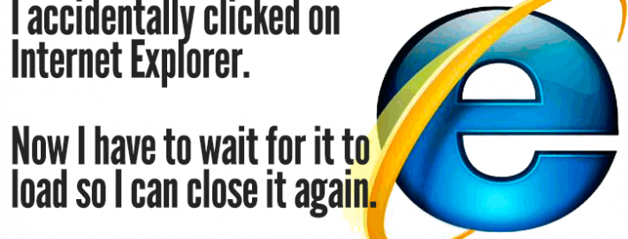 7 Reasons Not to Use Internet Explorer ever