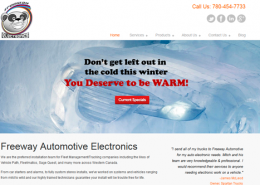 Freeway Automotive Electronics Boost2Business Clients Portfolio