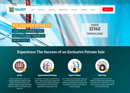 Exclusive Private Sale Website Built by Boost2Business